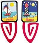 Picture of Recalled Lighthouse & Sailboat Paper Clip