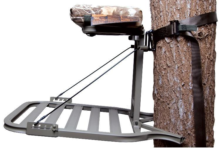 Summit Treestands Recalls Hunting Tree Stand Brackets Due