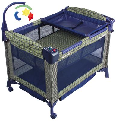 Recalled Play Yards