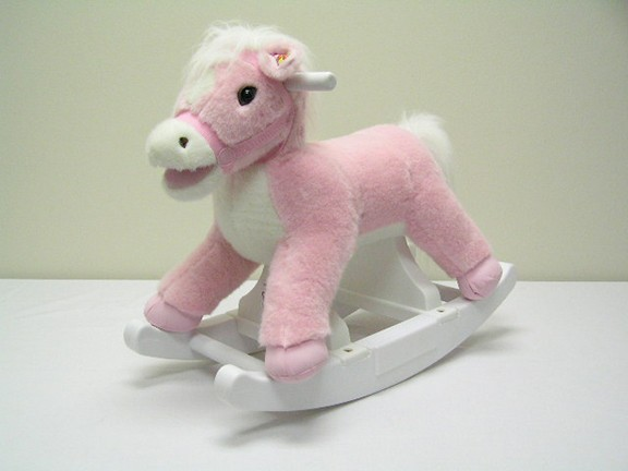 Picture of Recalled Pink Pony