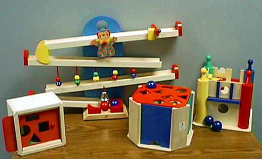 Picture of Selecta Wooden Toys