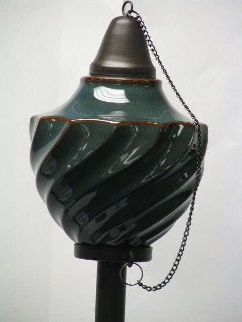 Picture of Recalled Ceramic Oil Torch Lamp