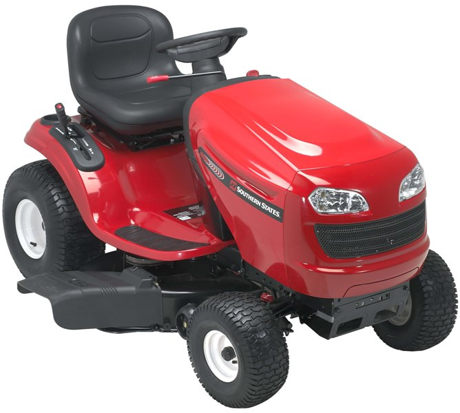 Image of Recalled Lawn Tractor