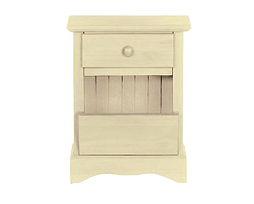 Picture of recalled Antique White Cottage Night Stand