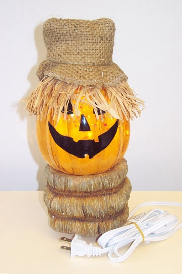 Picture of Recalled Pumpkin motion lamp