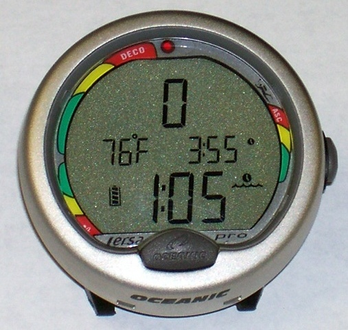 Picture of Recalled Digital Dive Computer