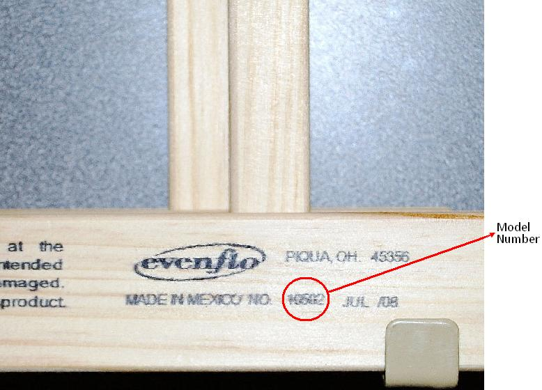 Evenflo Recalls Top Of Stair Plus Wood Gates Due To Fall Hazard