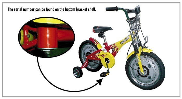 Cpsc World Wide Cycle Supply Inc Announce Recall Of Bicycles Sold