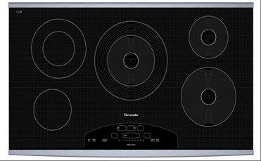 Picture Of Recalled Ceramic Cooktop