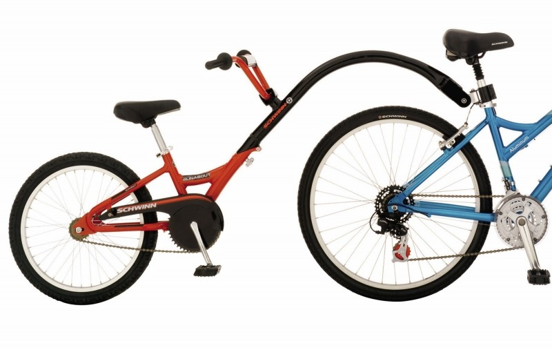 Picture of Recalled Children's Trailer Bike