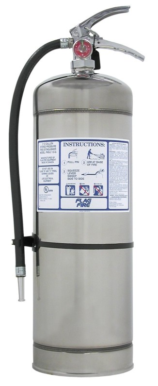 Picture of Recalled Fire Extinguisher