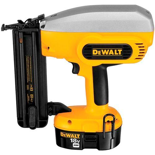 Picture of Recalled Cordless Brad Nailer