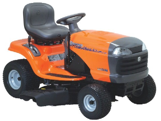 Picture of Recalled Husqvarna Lawn Tractor