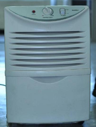 Picture of Recalled Goldstar Portable Dehumidifier