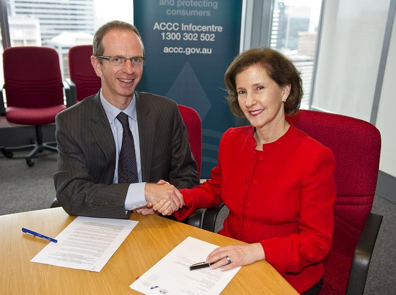 CPSC Chairman Signs Agreements with Australian and Hong Kong Governments to Improve Product Safetyb