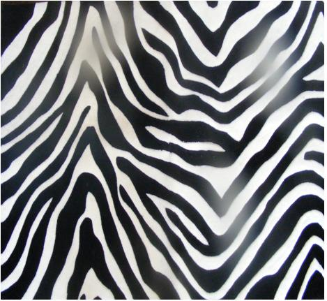 Picture of Recalled Zebra Rug