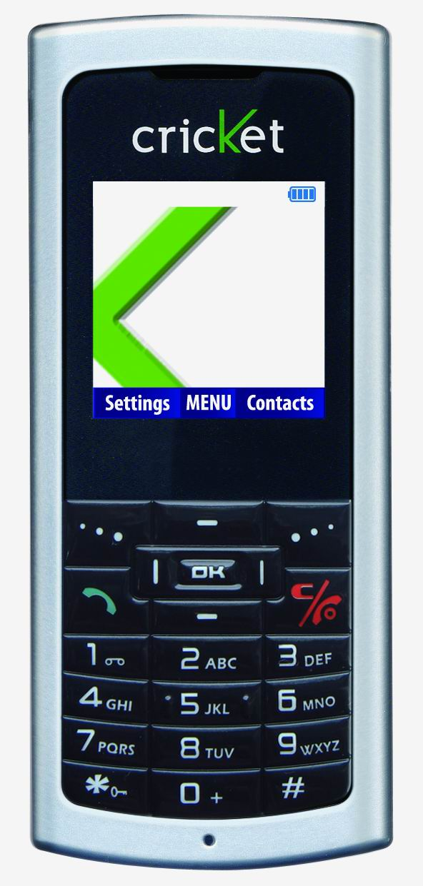 Picture of Recalled Cellular Phone