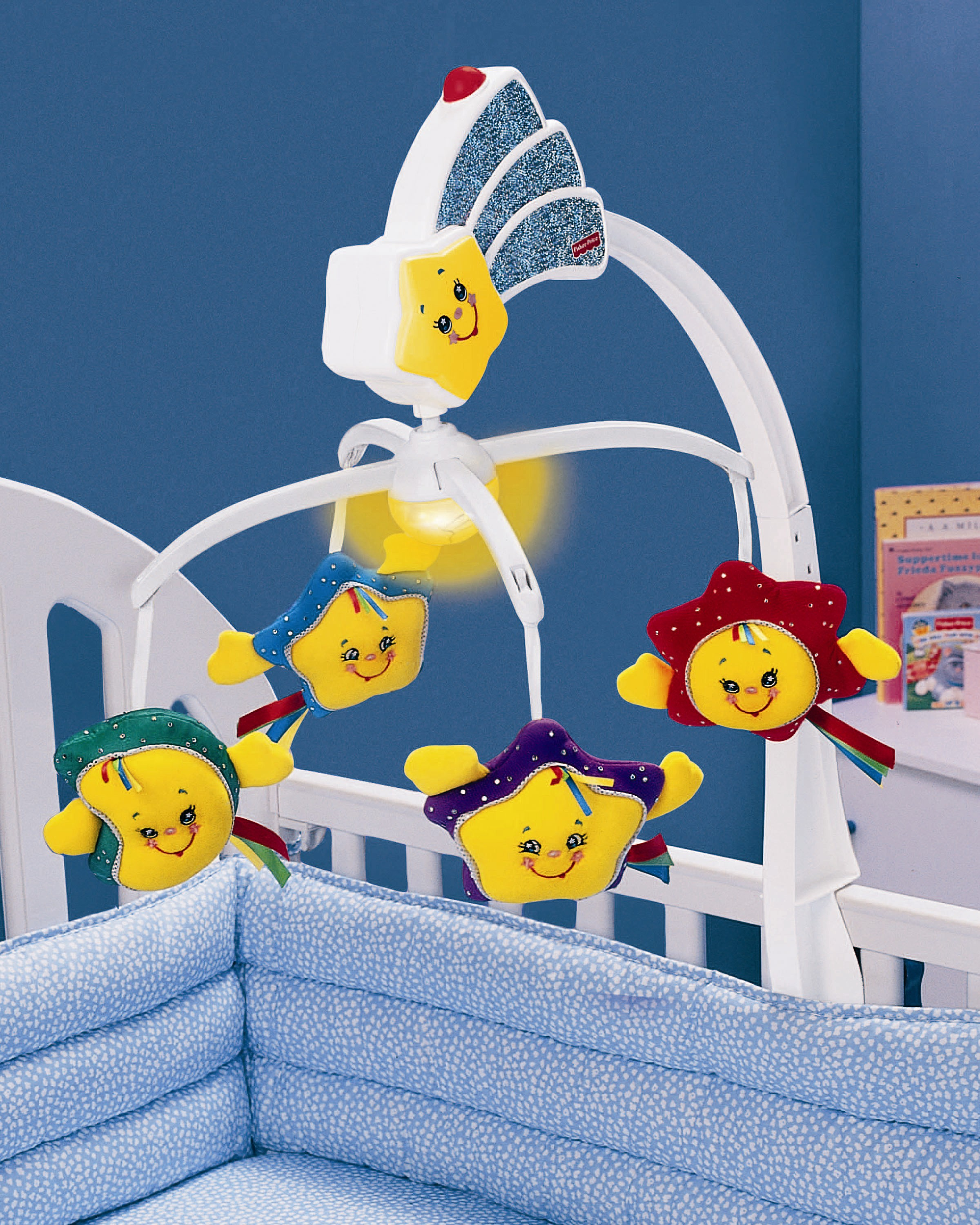 Picture of Recalled Crib Mobile Toys