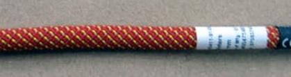 Picture of Recalled 9.1 mm Apogee Fire - Red Climbing Line