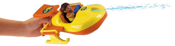 Picture of Recalled Go Diego Go Animal Rescue Boats
