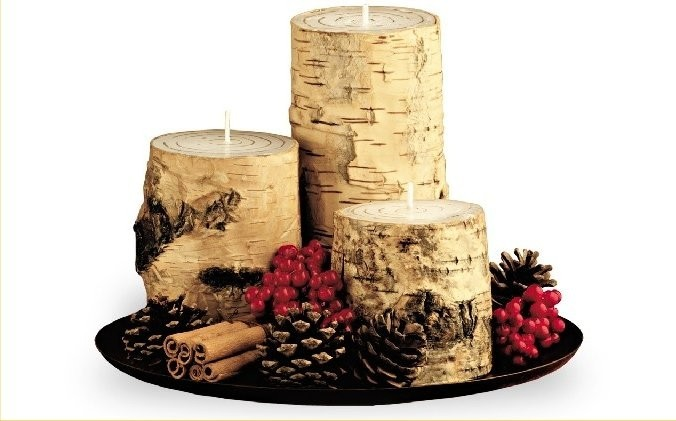 Picture Of Recalled Holiday Candle Set
