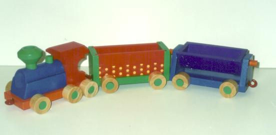 Gymboree Train