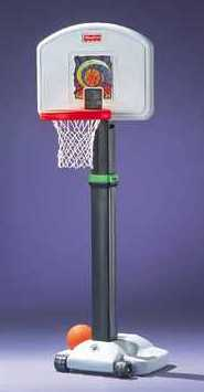 Picture of Recalled Basketball Set