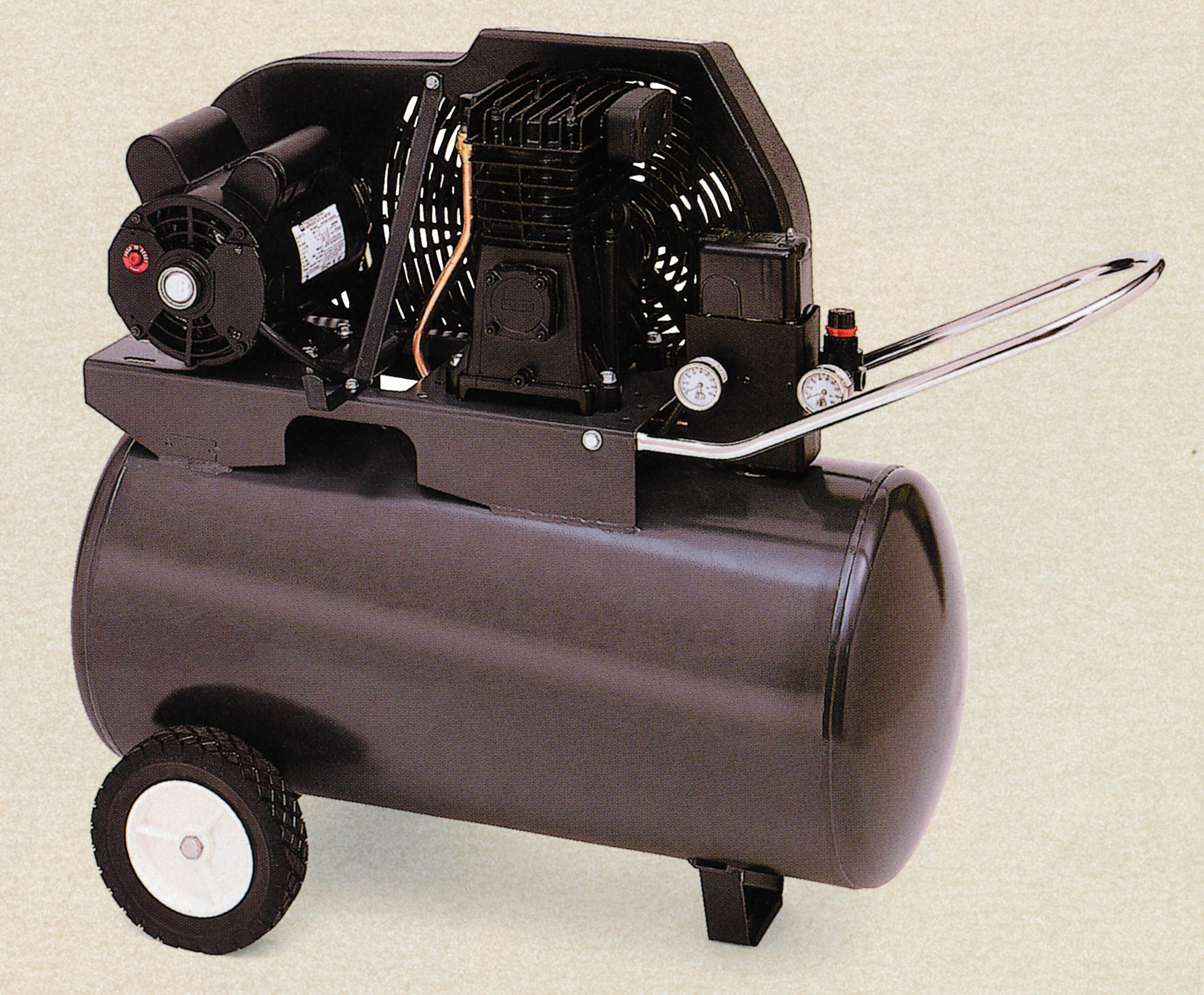 Charge Air Pro 20 Gallon Air Compressor Manual