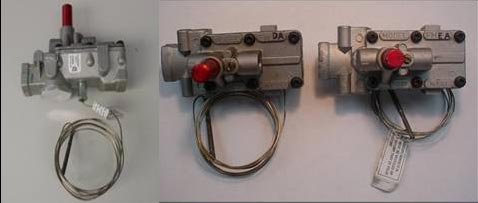 Picture of Recalled FM Automatic Safety Valves