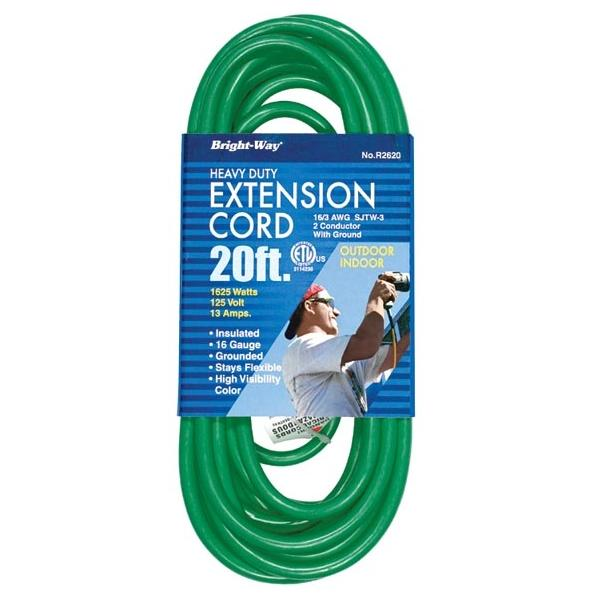 Picture of Recalled 20 ft. Extension Cord