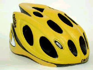 Picture of Recalled Bike Helmet