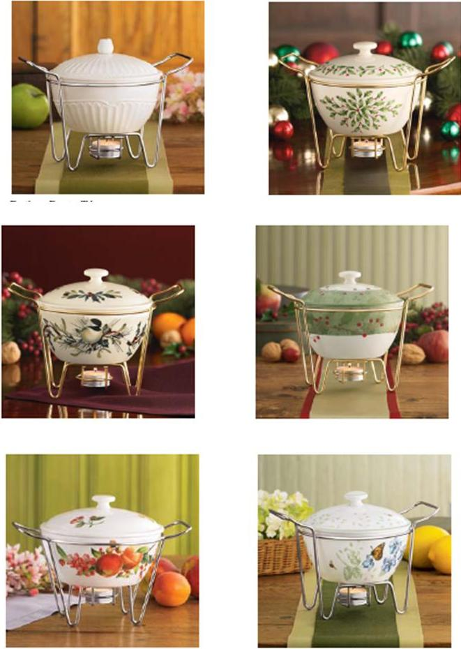 Picture of Recalled Covered Warmer Dishes