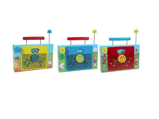 Picture of Recalled Wooden Music Radio Boxes