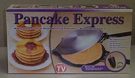Picture of Recalled Pancake Maker