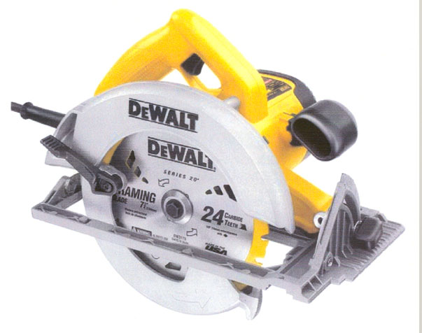 Picture of Recalled Circular Saw