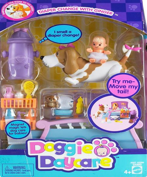Picture of Recalled G4460 - Diaper Change with Ginger toy