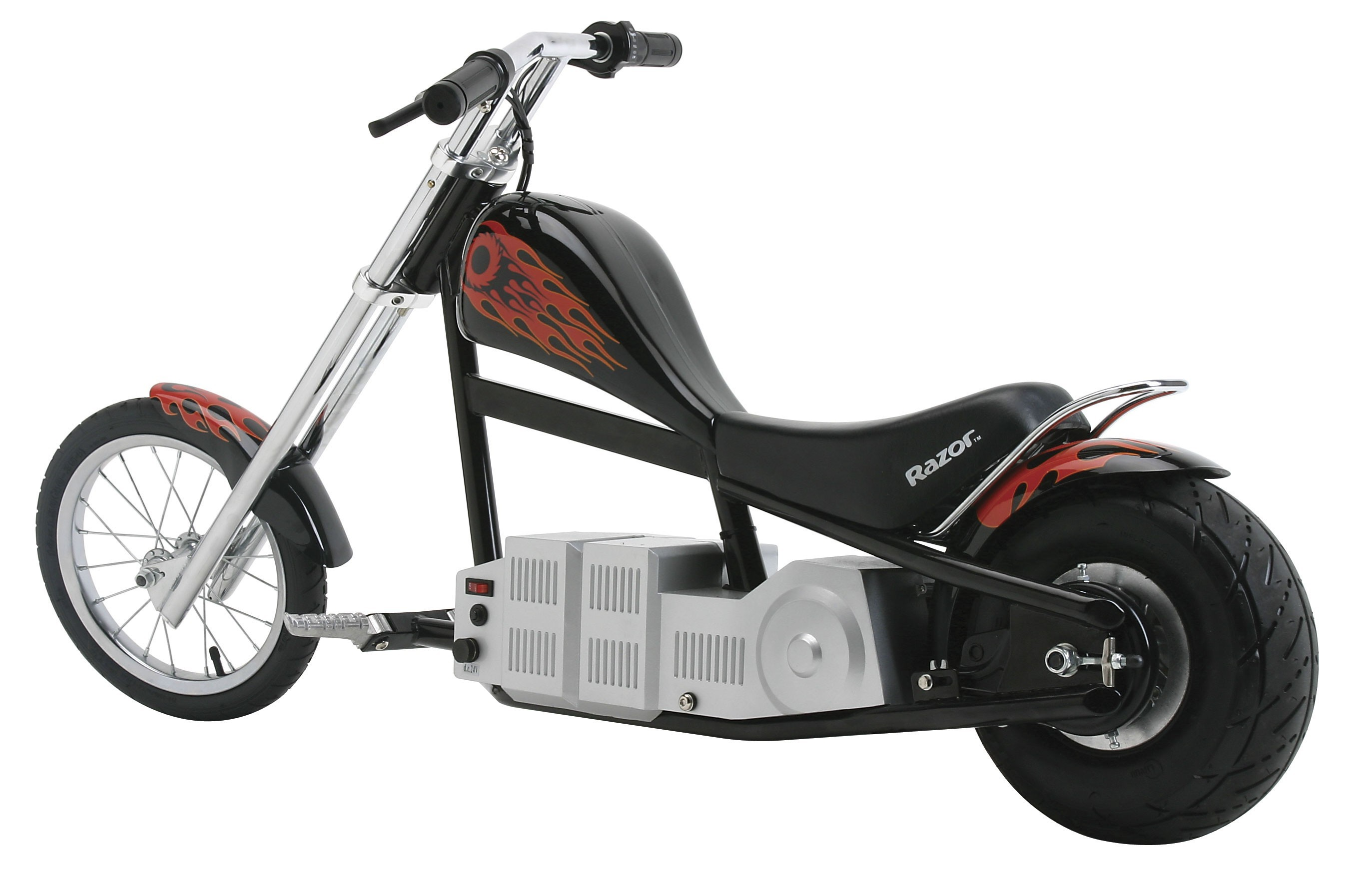 Picture of Recalled Motorcycle