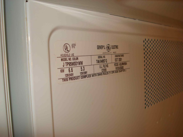 3820619f62f24557aa0355c0654cf141 general electric recalls microwave combo wall ovens due to fire  at bayanpartner.co