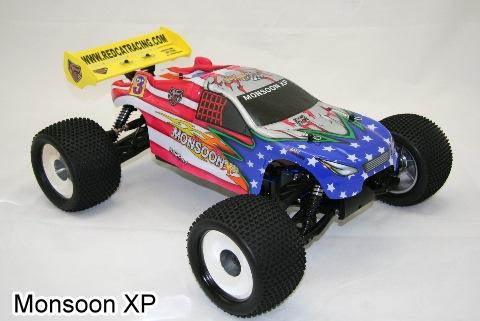 Picture of Recalled Redcat Racing Monsoon XP FM Remote Controlled Vehicles