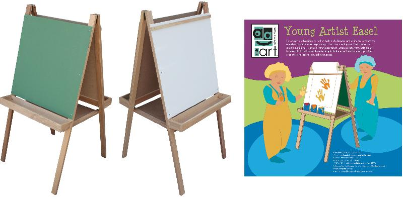 Picture of Recalled Art Easels