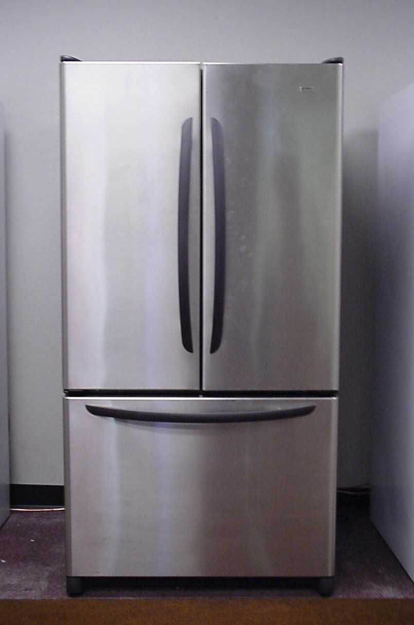 Picture of recalled refrigerator