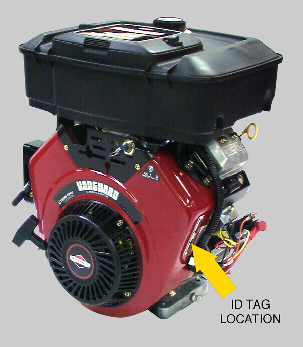 Vanguard Engines and Fuel Filters Recalled by Briggs & Stratton
