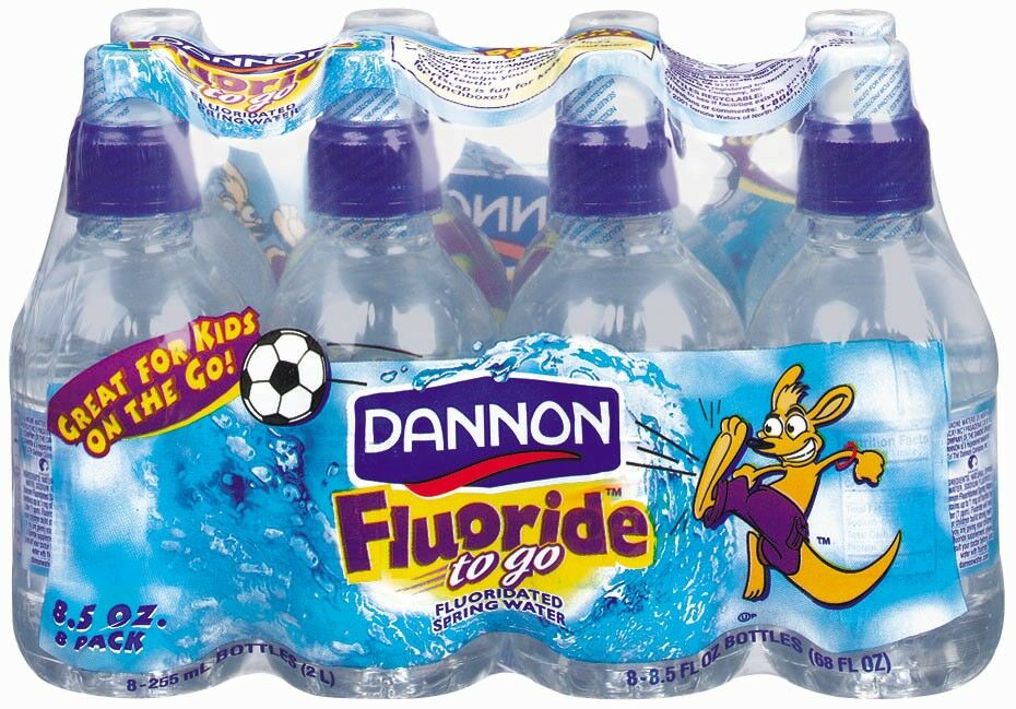 Picture of Recalled Bottled Water with Sport Caps
