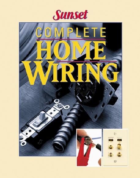 home improvement books recalled by oxmoor house due to faulty wiring rh cpsc gov Basic House Wiring Diagrams Typical House Wiring Circuits