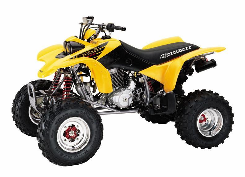 Marvelous TRX400EX ATV