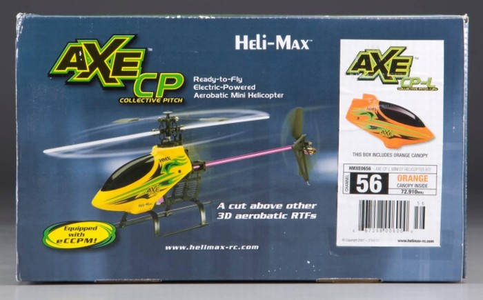 Picture of Recalled Radio-Controlled Helicopter Kits