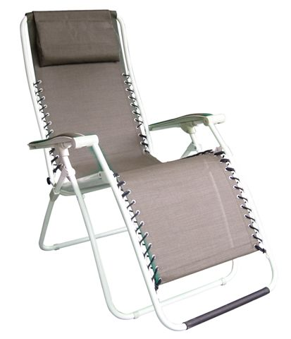 Picture of Recalled Folding Recliner Chair