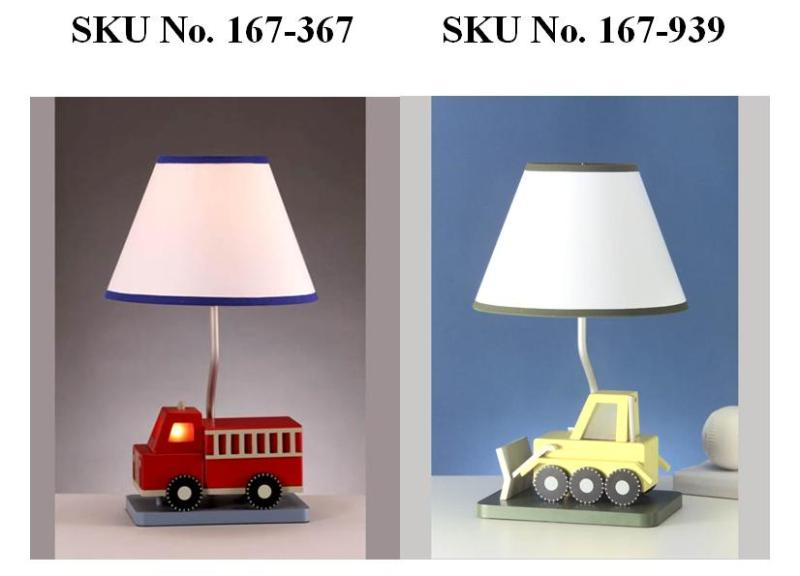 Picture of Recalled Lamps