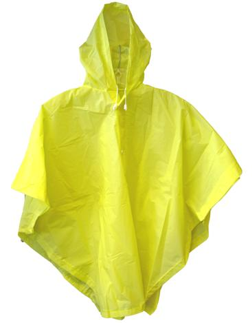 Picture of Recalled Children's Rain Poncho