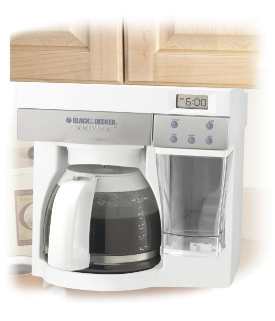 Picture Of Recalled ODC450 Coffeemaker